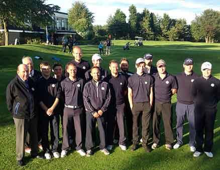 Yorkshire V Durham Yorkshire Union Of Golf Clubs
