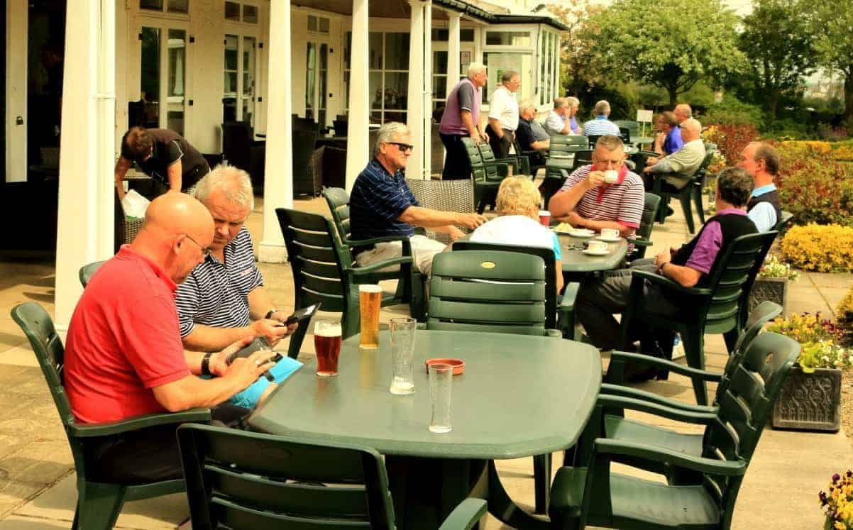 2016 County Members' Spring Meeting No 2 – The Harrogate Golf Club