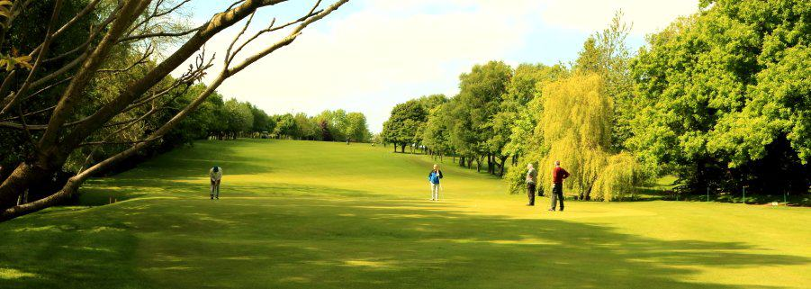 2016 County Members' Seniors Meeting No 1 – The Horsforth Golf Club