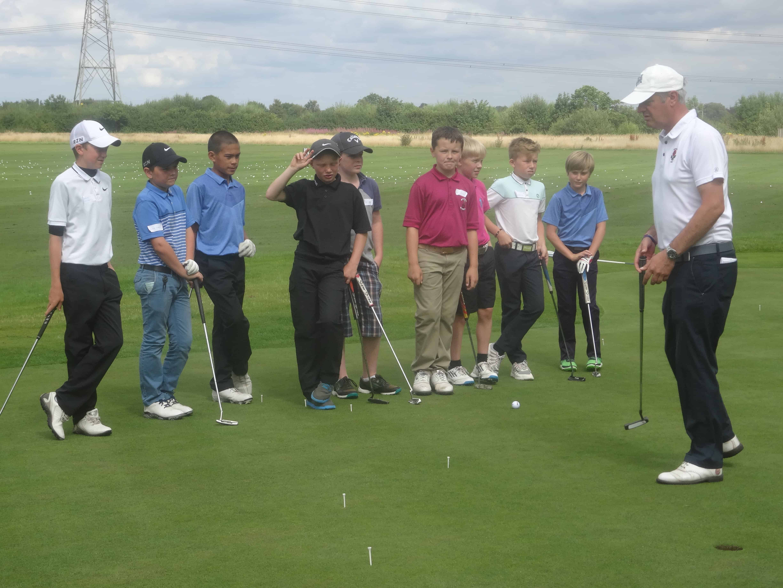 Boys U13 Golf Day – 8th August