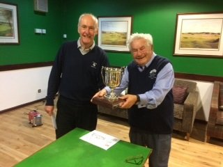 Moor Allerton win the Yorkshire Golf Clubs Bridge Competition