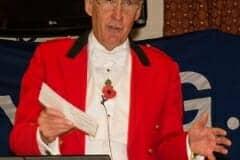 YUGC President Alastair Davidson