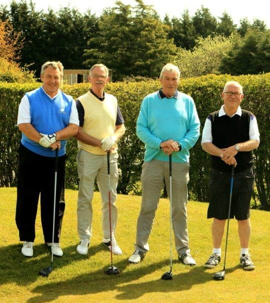 2016 County Members' Spring Meeting No 1 – The Garforth Golf Club