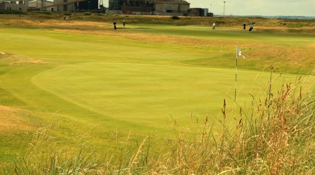 View of the Links
