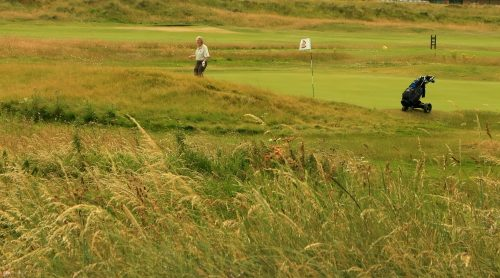 Another view of the Links