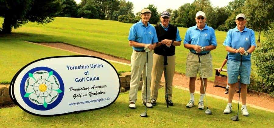 2016 County Members' Autumn Meeting No 2 – The Hainsworth Park Golf Club