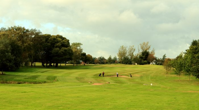 Another view of the 17th