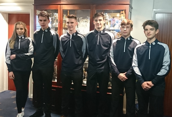 Thirsk & Northallerton Golf Club Juniors finish 3rd in National Final