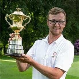 Nick Poppleton wins Brabazon Trophy