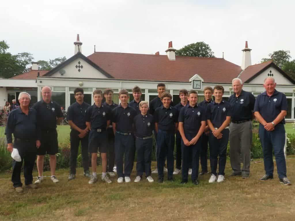 U16 Boys' have good win against Lancashire