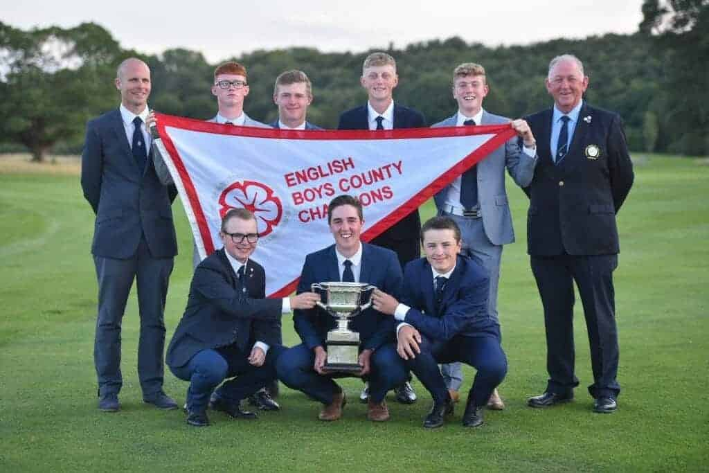 Yorkshire Boys Retain English County Champions Title