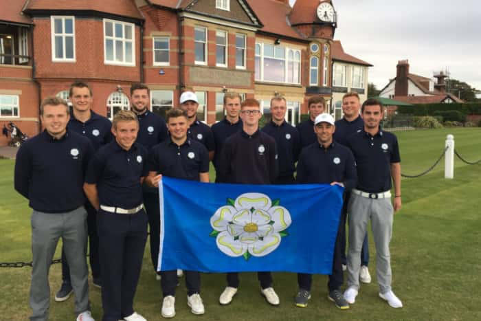 Yorkshire are Northern League Champions for 4th Successive Year
