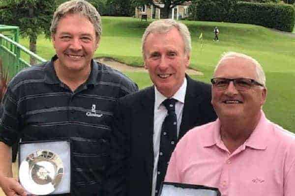 J Lawrence – Seniors Champion