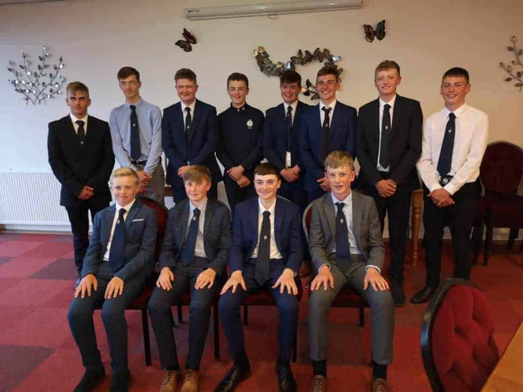U16 Boys win in Cumbria