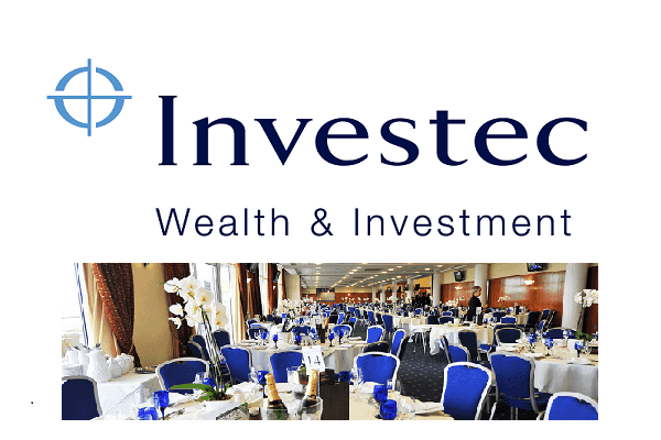 Investec Support 125th Dinner