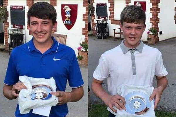 Yorkshire U16 & U14 Champions
