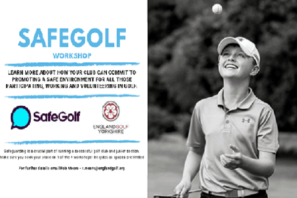 Regional SafeGolf Workshops
