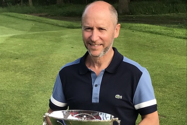 Rob Treweek – Seniors Champion