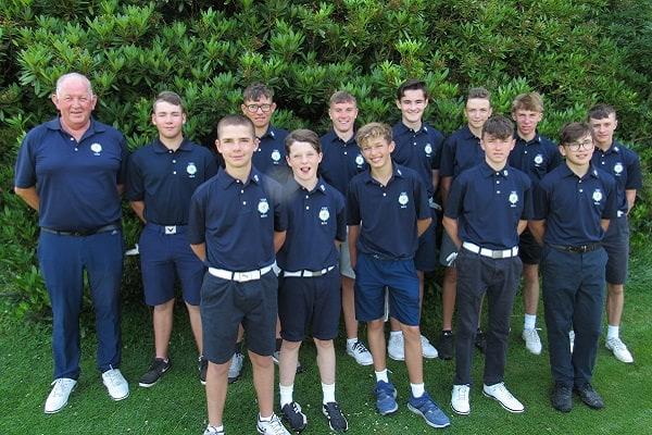 U16 Boys lose narrowly to Lancs