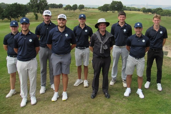 Men Finish 3rd – County Qualifier