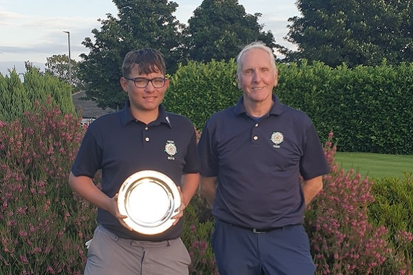 George Hanson-U16 Champion