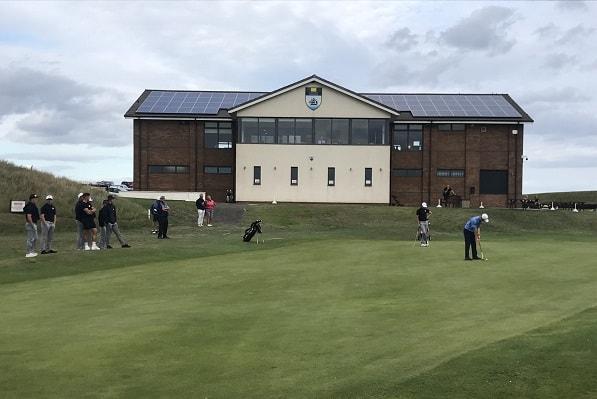 12.5-5.5 Win for Men v Cheshire